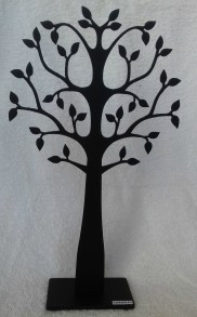 The Tree - The Tree 30 cm flat black