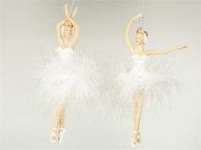 Ballerina Jekaterina - Ballerina Jekaterina hand ut i sidan