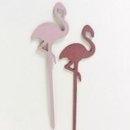 Sticks Flamingo