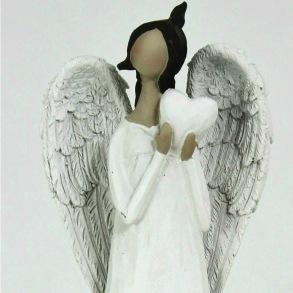 Ängel Silje - Ängel Silje med hjärta