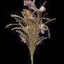 Konstblommor - Konstblomma stora rosa blommor