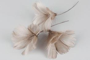 Påskfjädrar - Påskfjäder/blomma 1 st