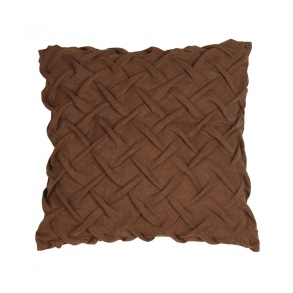 Kuddfodral Havanna, brun - Kuddfodral havanna brun