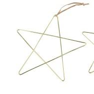 Stjärna guld
