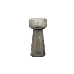 Hyacintvas - Hyacintvas grått glas