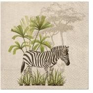 Servett We Care Zebra