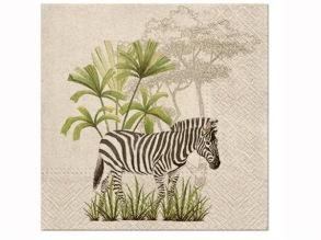 Servett We Care Zebra - Servett We Care Zebra