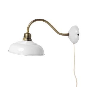 Vägglampa Birgith - Vägglampa Birgith antikvit