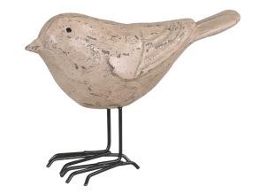 Fågel - Fågel i trä