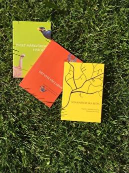 Promenadromaner om Iris och Sigrid. Tre böcker
