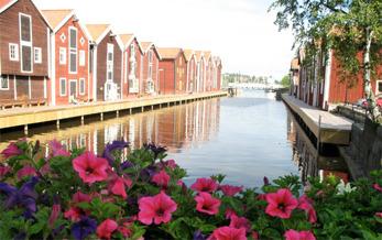Sjöbodarna, Hudiksvalls kommun
