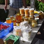 Bin har fått nys om honung
