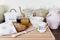 Ekologisk Frukost och hemmagjord Müsli