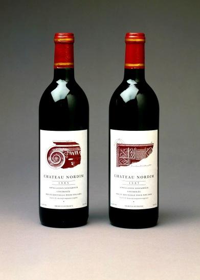 Vin till ett privat investmentbolag.