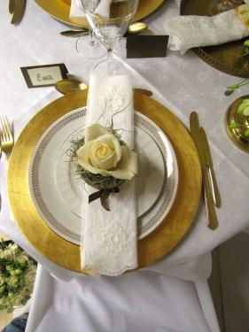 Munkeröds florist servettblomma