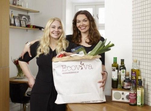 Foto: Ecoviva - den ekologiska matkassen. Bröllopspresent till era vänner?
