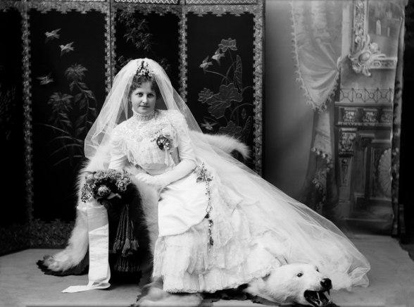 Foto: Frans Gustaf Klemming, 1899.