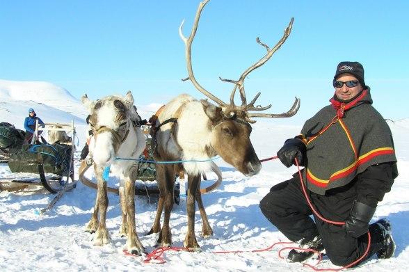 Foto: Nutti Sami Siida/Ekoturismföreningen