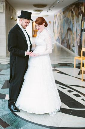 Bröllop i folkets hus