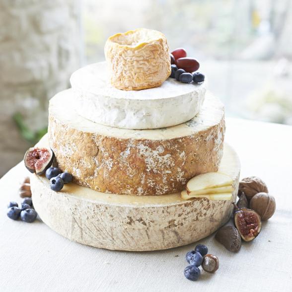 bröllopstårta ost