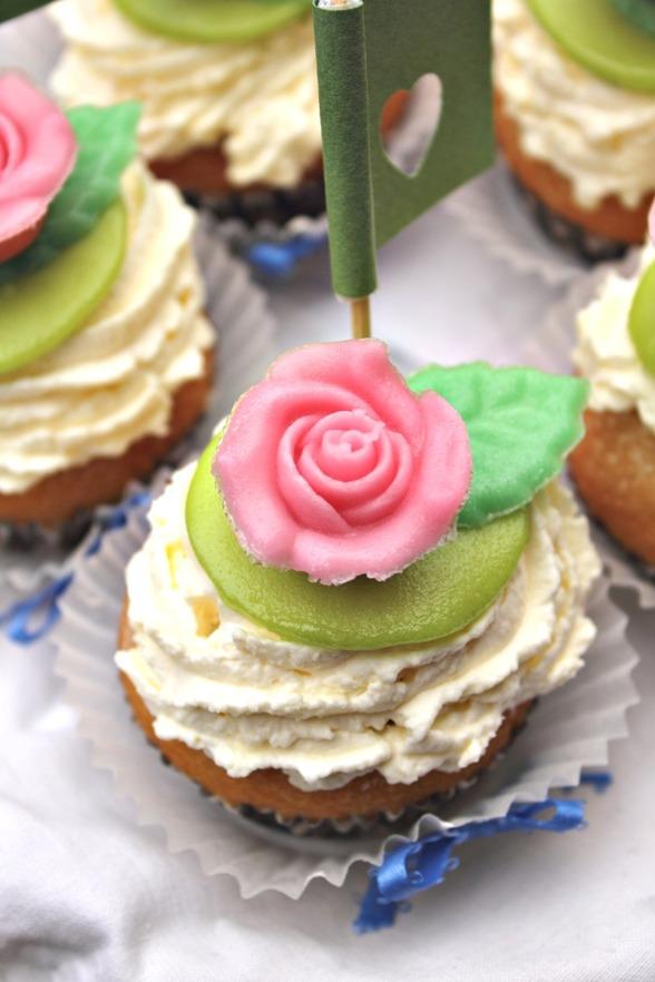glutenfria cupcakes