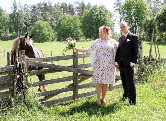 Veras bröllop, Vera & Tommy