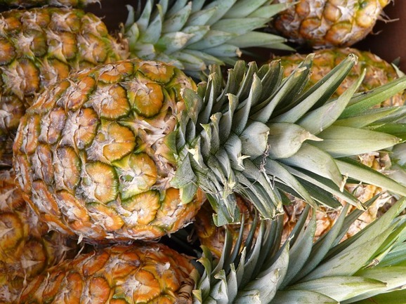 Ananas, Pixabay
