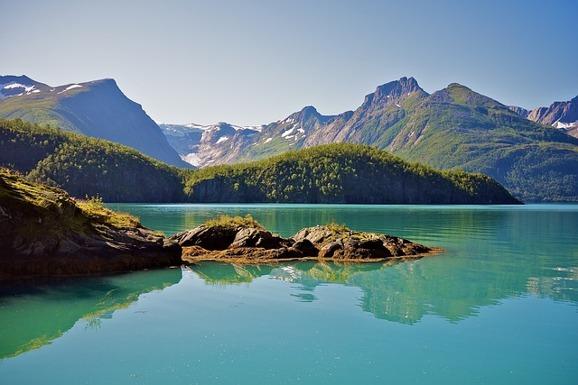 Norska fjordarna, Pixabay