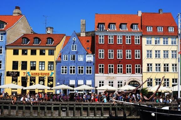Nyhavn, Köpenhamn, Pixabay