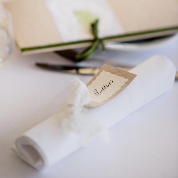 Dekorationer, Linn & Mattias bröllop Fotograf: Malin Sydne