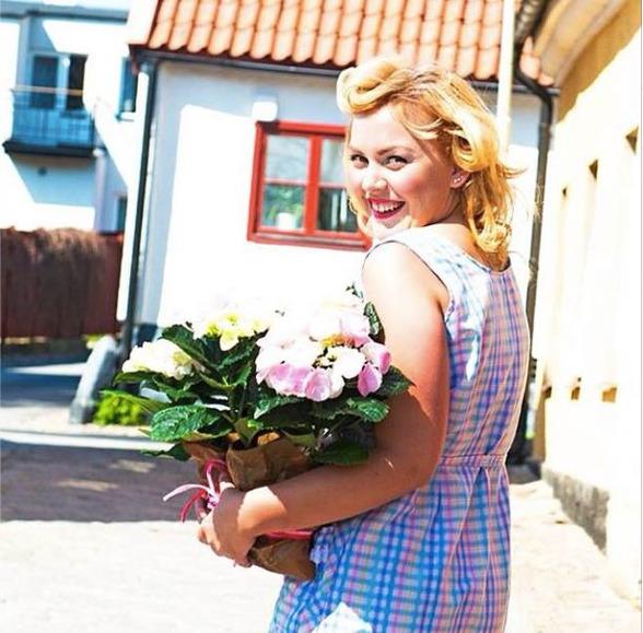 Amanda Borneke. Foto: Privat