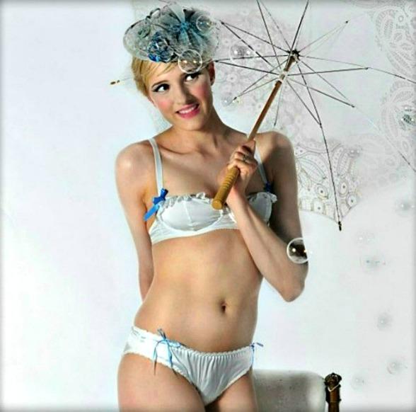 Ekologiska underkläder från Ecolyxica & Blushing Bride