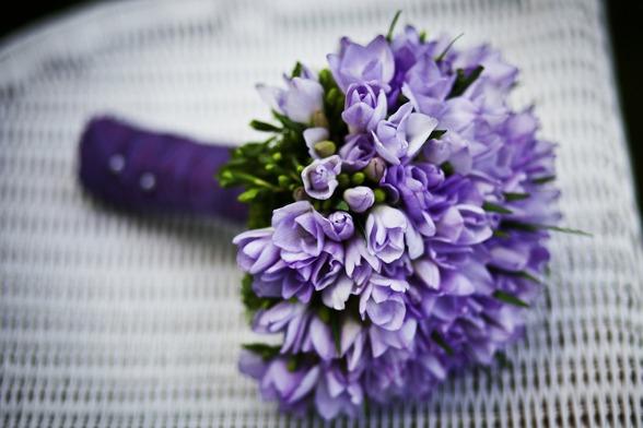 Ekologisk vårbukett, vårbröllop, ekologiskt bröllop