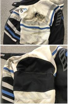 Lagning och ändring av sportkläder, MC-kläder, friluftskläder och GORE-TEX plagg
