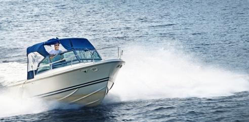 Lagning av båtkapell, båtdynor, förtält - även ändring,  tvätt, impregnering mm