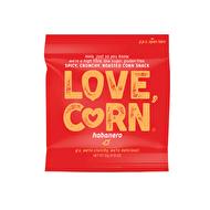 Habanero Roasted Corn by Love Corn @lovecorn_snacks vegan • gluten free Ingredienser: majs, habanero chili, havssalt, solrosolja