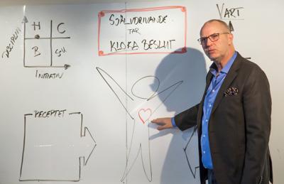 Konsult Claes Knutson challengerträning