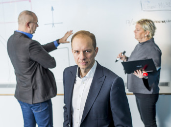 TXP konsult Robert Larsson