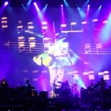 Roxy Music tour visuals