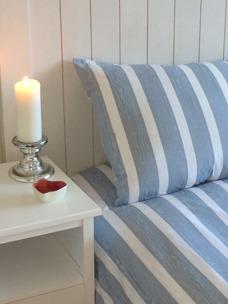 Med ComforTex mönster Vindö sover man gott även om man lider av svettning.