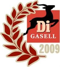 Tidningen Dagens Industri utnämnde Dipart Entreprenad till Gasellföretag 2006 och 2009