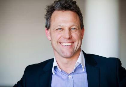 Jens Hoffmann, delägare och Verkställande Direktör