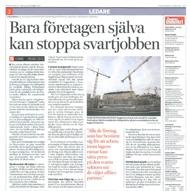 Dagens Industri, 23 november