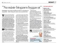 Dagens Industri, 6 juli