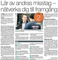 Dagens Industri, november