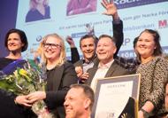 Dipart vann denprestigefyllda näringslivsutmärkelsen Årets NackaFöretag 2017!