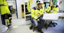 """I en rapport i Byggindustrin citerades vår VD, Jens Hoffmann:  """"Jobb är inga problem – vårt absolut största problem är att hitta tillräckligt med personal."""""""