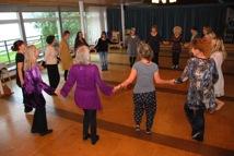 Dansledarutbildningen 2010-2011 på Vadstena folkhögskola