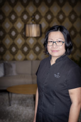 Suphitcha Andersson, Massageterapeut Reflexologterapeut