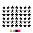 Wall stickers Små stjärnor - Valfri färg